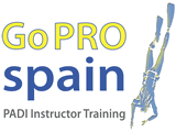 Go PRO Spain, a PADI 5 Star Career Development and IDC Dive Centre based in Torremolinos, Costa del Sol, Spain.