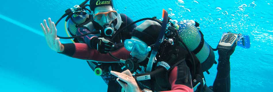 Go PRO Spain PADI Instructor Courses
